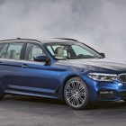 2017 BMW 5-Series Touring: G31 wagon not coming to America. Sad.