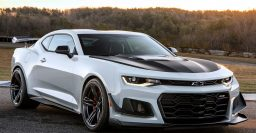 2019 Chevrolet Camaro ZL1 1LE gains 10-speed automatic
