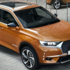 2017 DS 7 Crossback: Diesel and gas now, E-Tense PHEV coming 2019