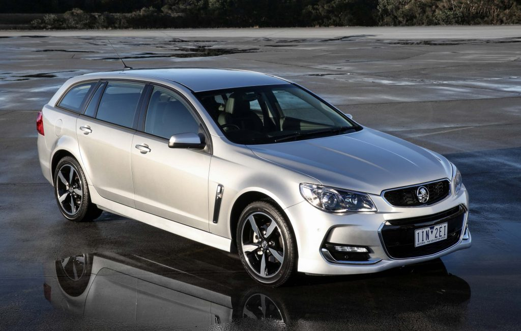 Holden Commodore Sv Wagon Sedan  Vfi