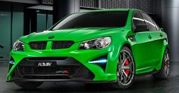 2017 HSV GTSR: Classic name revived for Commodore swansong