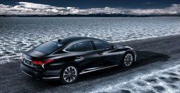 2018 Lexus LS500h: Multistage Hybrid has 3.5-liter V6, 4-speed auto, CVT
