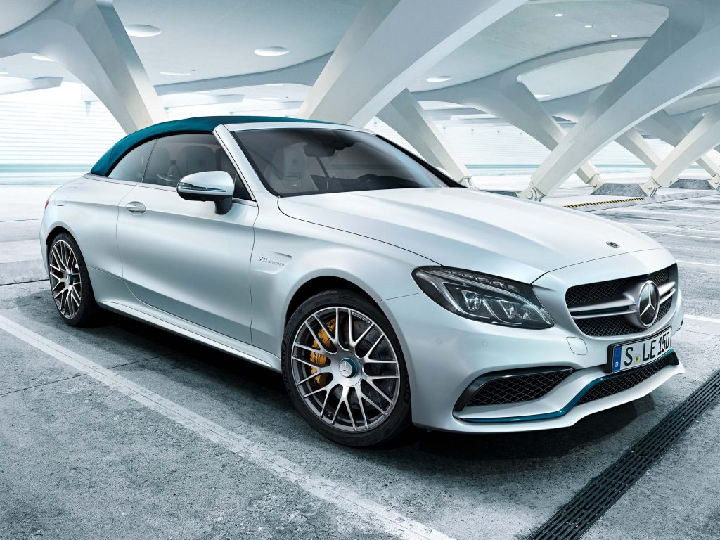Mercedes Benz Of Oakland >> Mercedes-AMG C43 Night Edition (2017, A205 cabrio, C205 coupe) photos | Between the Axles