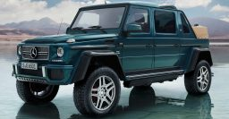 2018 Mercedes-Maybach G650 Landaulet: V12 LWB convertible off-roader