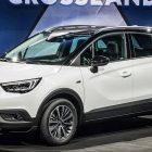 Opel Crossland X (2017, first generation, EU) photos