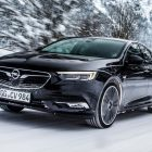 Opel Insignia Grand Sport liftback (2017, second generation) photos