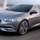Opel Insignia Sports Tourer wagon (2017, second generation) photos
