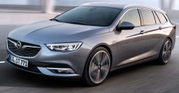 2018 Buick Regal: Hatch and wagon for US, sedan only for China