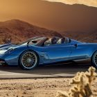 Pagani Huayra Roadster (2017, first generation) photos