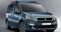 2017 Peugeot Partner Tepee Electric: Minivan has only 170km range
