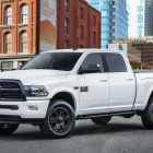 2017 Ram Heavy Duty Night: Even workhorse pickups need to dress up