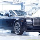 Rolls-Royce Phantom VII final model (2017, seventh generation) photos