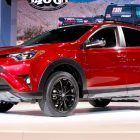 Toyota RAV4 Adventure (2018 facelift, XA40, fourth generation) photos