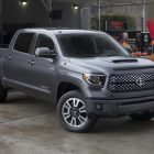 2022 Toyota Tundra could have hybrid twin turbo V6 powertrain
