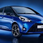 2017 Toyota Yaris: Second XP130 facelift designed in Europe for Europeans