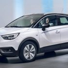 2017 Opel Crossland X: New smaller than Mokka SUV developed with Peugeot