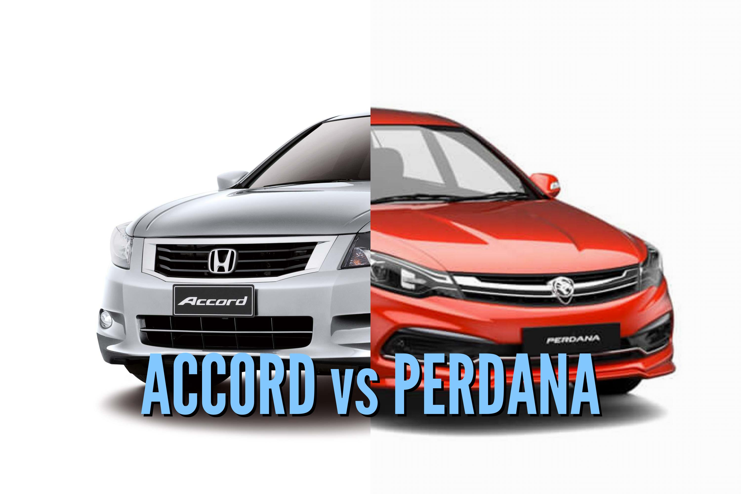 2016 proton perdana vs 2007 12 honda accord differences side by side between the axles. Black Bedroom Furniture Sets. Home Design Ideas