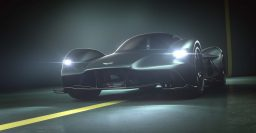2019 Aston Martin Valkyrie: Joint venture Red Bull hypercar gets Norse name