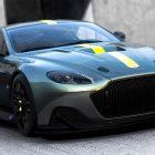 2017 Aston Martin Vantage AMR Pro: Race engine for road car