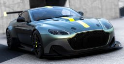 2017 Aston Martin Vantage AMR Pro: Race engine for road car