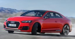 2018 Audi RS5: Goodbye 4.2L V8, hello Porsche 2.9L twin turbo V6