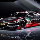 2017 Audi RS5 DTM race car: New year, new body