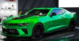 Chevrolet Camaro Track Concept: SS 1LE parts coming to Europe