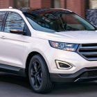 Ford Edge SEL Sport Appearance Package (2017, 2nd generation) photos