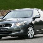 Honda Accord sedan (2007-2011, eighth generation, Australia) photos
