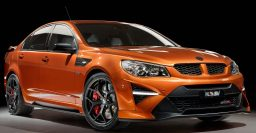 2017 HSV GTSR W1 sends RWD Commodore off with 474kW/636hp bang