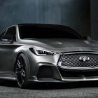 Infiniti Q60 Project Black S concept (2017, V37, second generation) photos