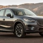 Mazda CX-5 (2016 facelift, first generation, USA) photos