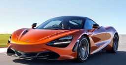 2017 McLaren 720S: Second-gen Super Series has new 4L twin-turbo V8