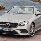 Mercedes-Benz E-Class Cabriolet (2017, A238, fifth generation) photos