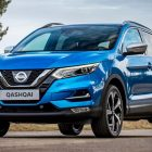 2017 Nissan Qashqai vs 2014-16: See facelift changes in photo comparison