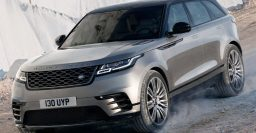 2018 Range Rover Velar: F-Pace twin sits between Evoque and Sport