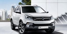 2017 SsangYong Korando facelift: Tivoli looks, optional front view camera
