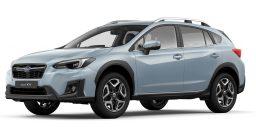 2017 Subaru Impreza XV: New generation has tough looks, tall suspension