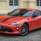 2017 Toyota 86 860 Special Edition: Hotter looks in orange or white