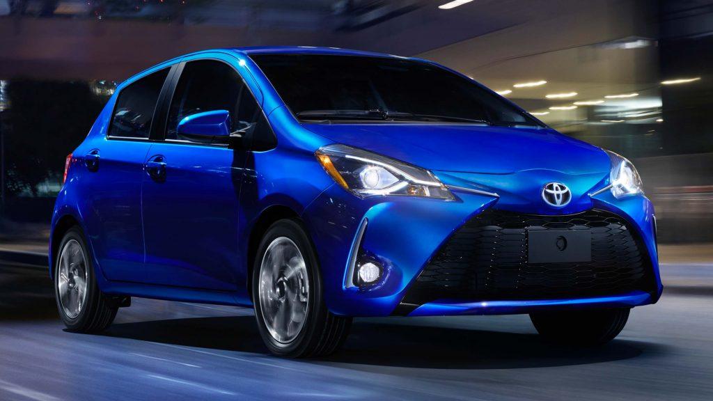 Toyota Yaris Xp130 2018 Facelift Xp130 Third Generation