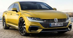 Volkswagen Arteon etymology: What does its name mean?