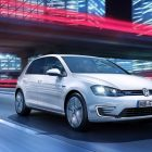 Volkswagen Golf GTE five-door hatch (2013, Mark VII) photos
