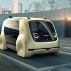 Volkswagen Sedric: Cute level 5 self driving concept comes with plants