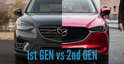 2017 Mazda CX-5 vs 2013-2016: Differences between 1st and 2nd generations