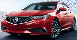 2018 Acura TLX facelift: New aggressive grille and a little bit of excitement
