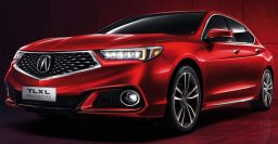 2018 Acura TLX-L: China only sedan looks better with longer doors
