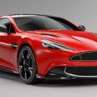 2017 Aston Martin Vanquish S Red Arrows honors RAF aerobatic unit