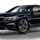 2017 BMW M550d xDrive: Sleeper car has first ever quad turbo diesel
