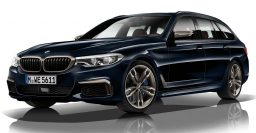 2017 BMW M550d xDrive: Sleeper car has first ever quad turbo diesel