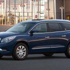 Buick Enclave (2013-2017 facelift, first generation, Lambda) photos